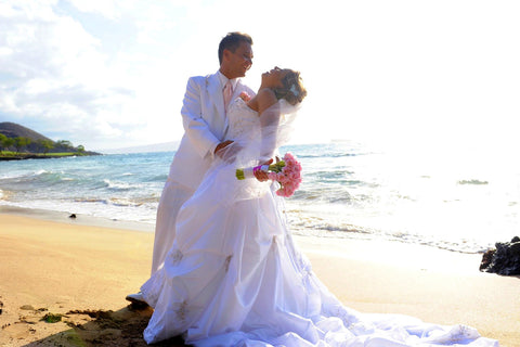 """A Fairy Tale Wedding"" Wedding Package , Event Packages - Married with Aloha, Hawaii, Married with Aloha, Hawaii - 1"