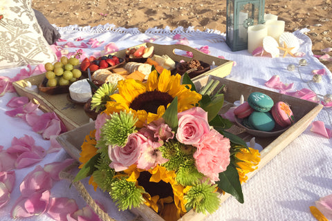"""The Picnic Proposal"" Engagement Package , Event Packages - Hawaii Weddings, Married with Aloha, Hawaii - 2"
