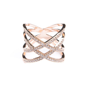 Brooklyn Ring - Rose Gold