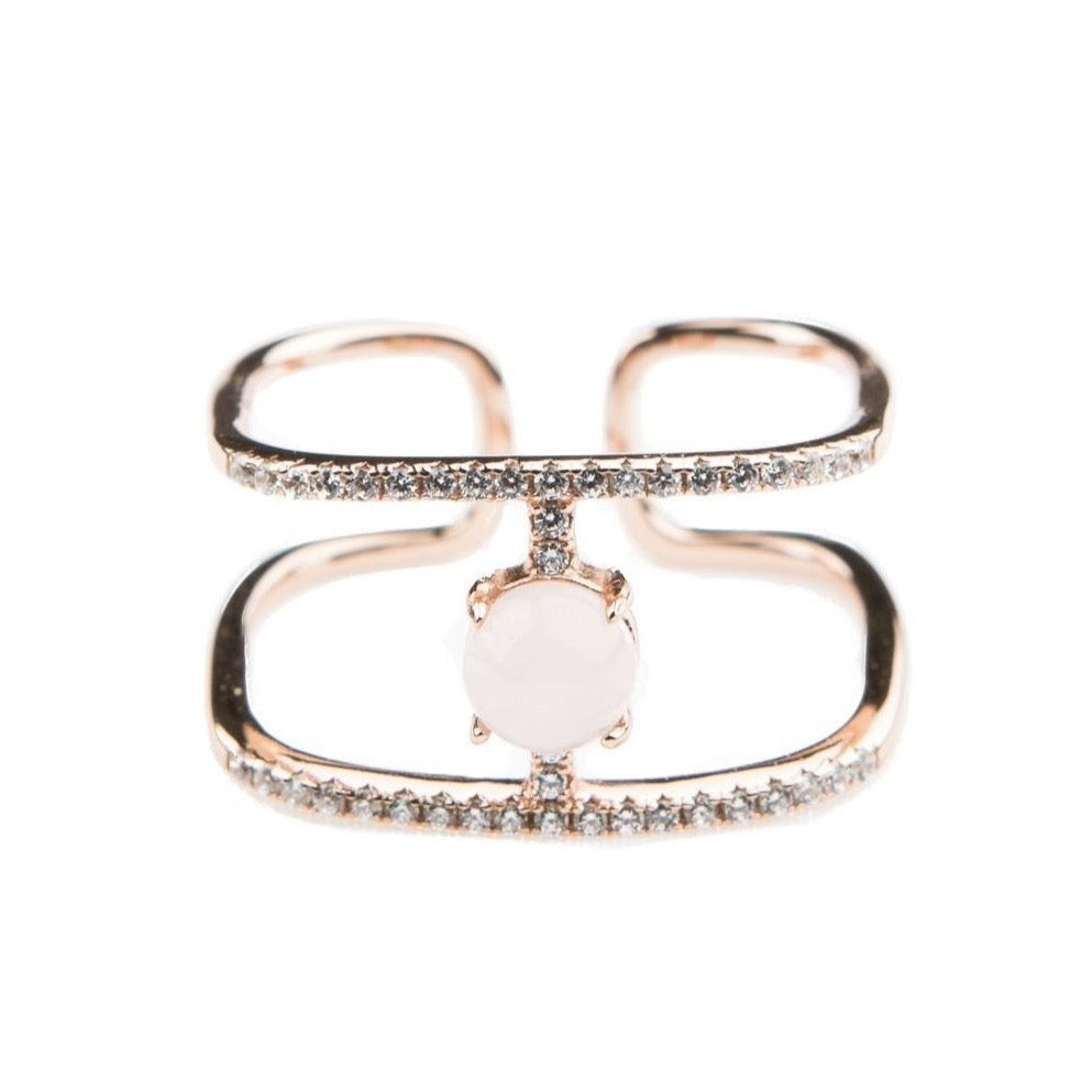 Hartley Ring - Blush & Co. Rose Gold Jewellery Australia