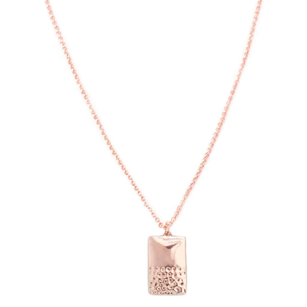 Blush Skies Pendant Necklace - Blush & Co. Rose Gold Jewellery Australia