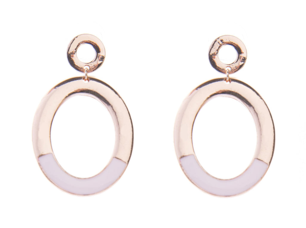 Desire Statement Earrings - Blush & Co. Rose Gold Jewellery Australia