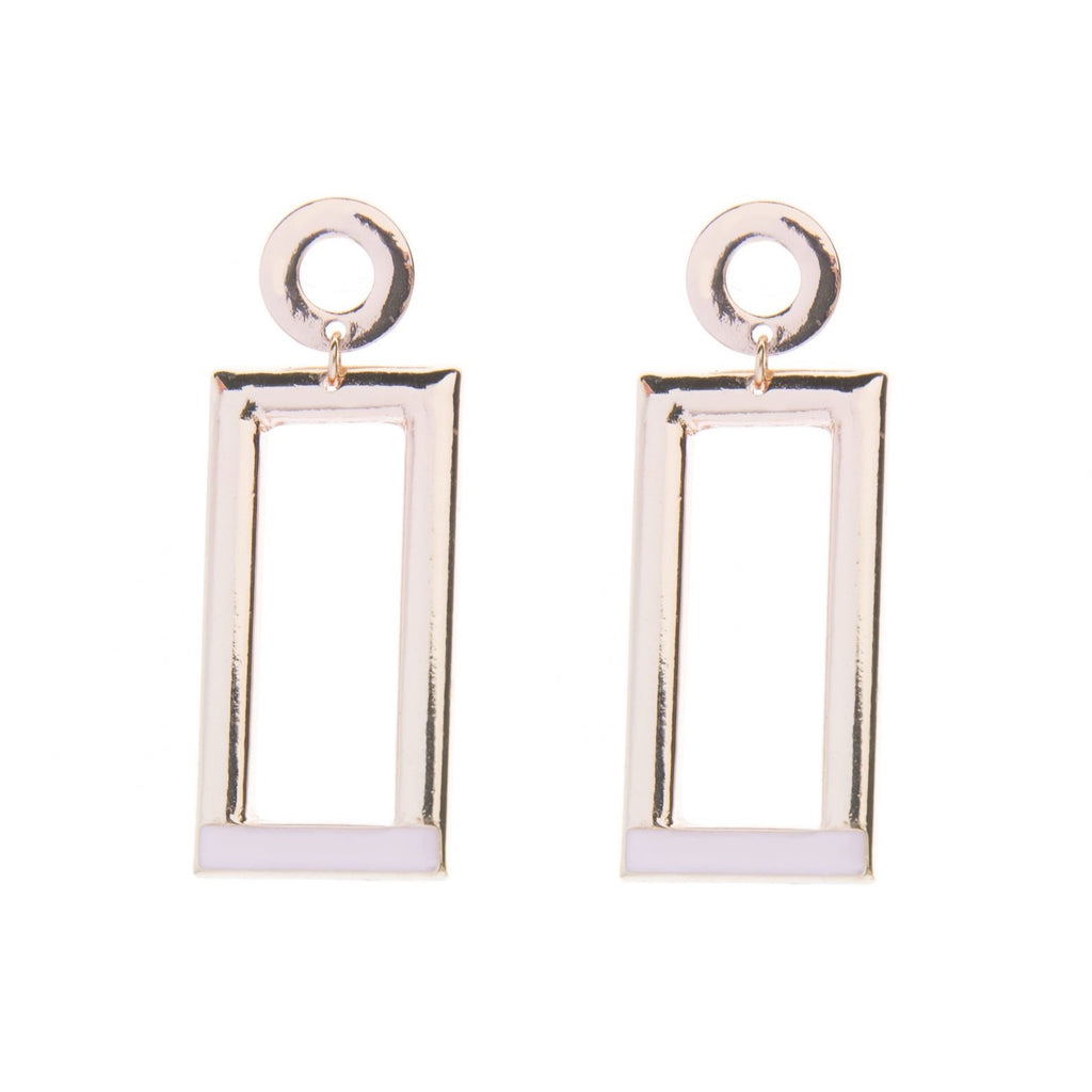 Dreamer Statement Earrings - Blush & Co. Rose Gold Jewellery Australia