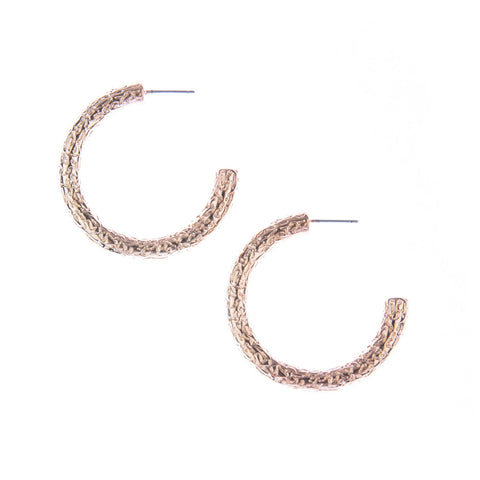 Fantasy Hoop Earrings