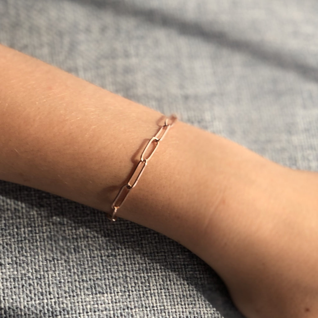 Blush Links Bracelet - Blush & Co.
