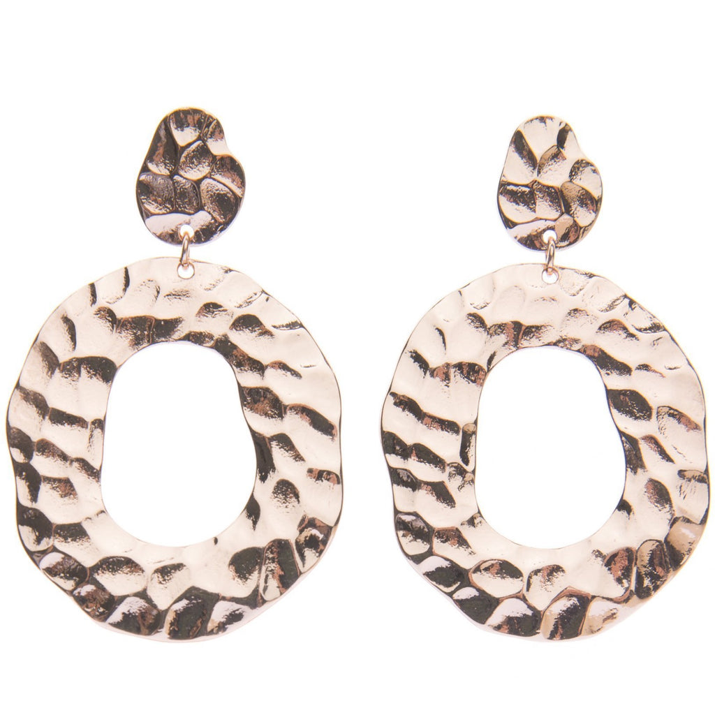 Nightfall Statement Earrings - Blush & Co. Rose Gold Jewellery Australia