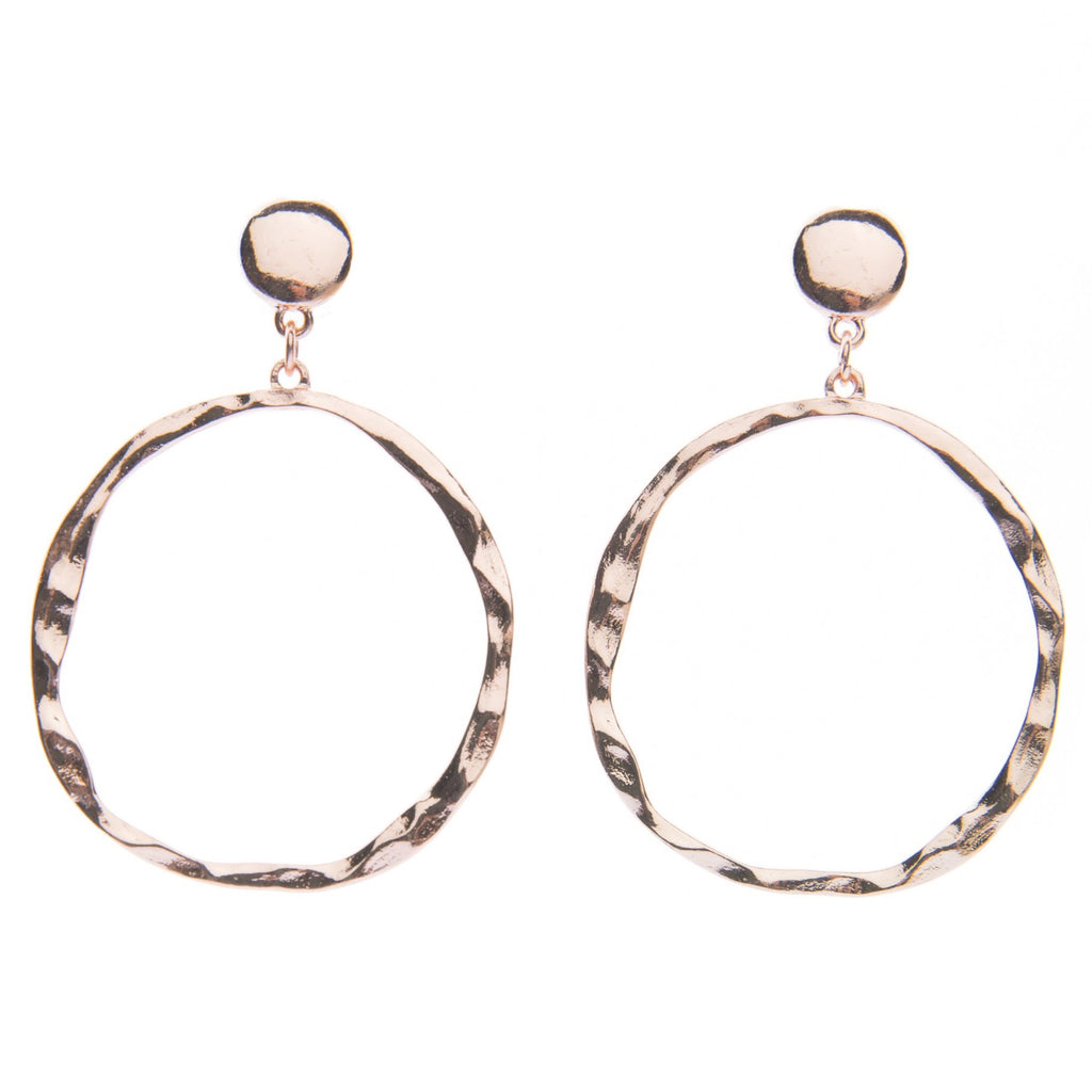Stargazer Drop Earrings - Blush & Co. Rose Gold Jewellery Australia