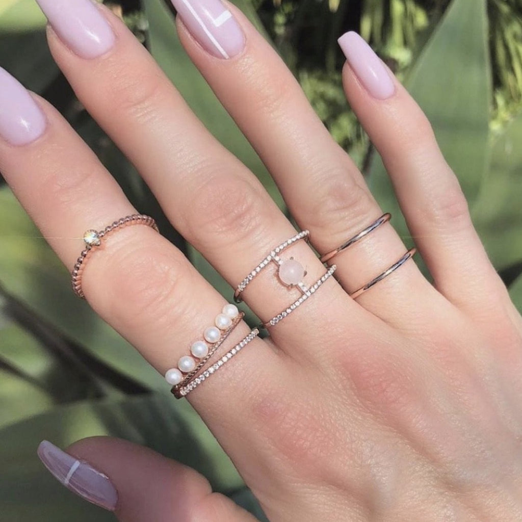 Hartley Ring - Blush & Co.