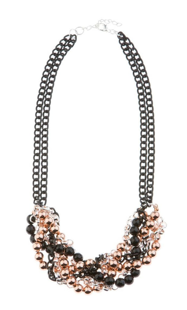 The Blush Connection Statement Necklace - Blush & Co. Rose Gold Jewellery Australia