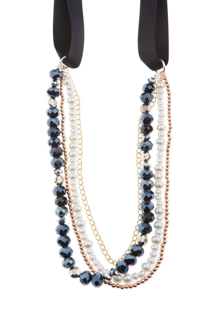 Blush by Day or Night Statement Necklace - Blush & Co.