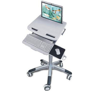medical laptop cart (hsc01)