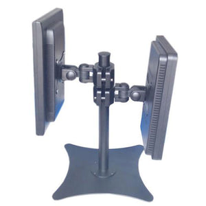 10-32inch Double Screen Monitor Stand
