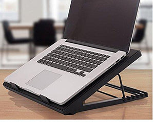 laptop cooling stand with silent fan