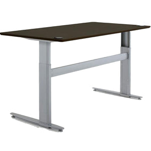 ConSet (Denmark) 501-25 Basic Rectangular Sit Stand Desk