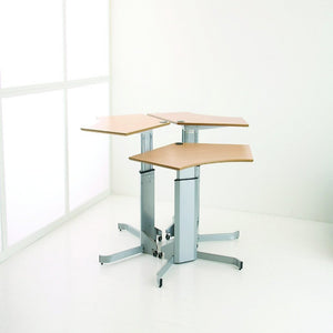 Classic Single Leg Electric Desk ( Conset Europe Make 501-7)