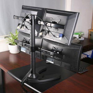 Four Monitor stand Hong Kong 4MS-FHW