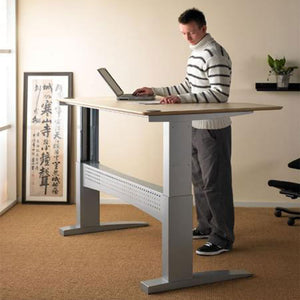 Heavy duty (with Bosch motor & 150 kg Weight Capacity) Electric table (Denmark Make ) 501-11