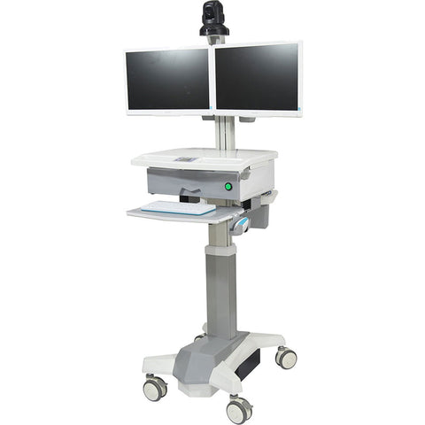 Medical Cart for Dual LCD / All in One (HSC03-B)