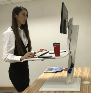 Integrated Sit-Stand Workstation