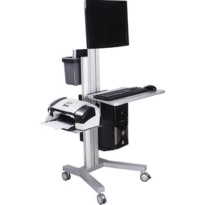 medical laptop cart (hsc-12)