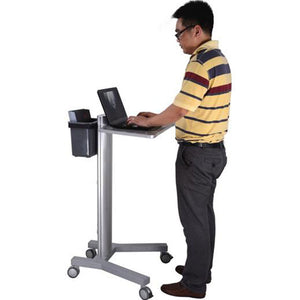 laptop mobile cart (lpc04)
