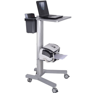 medical laptop cart (hsc-11)