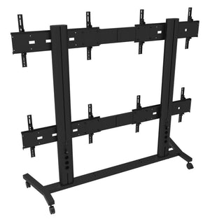 LCD Video Floor Stand (VS-F4)  - 2