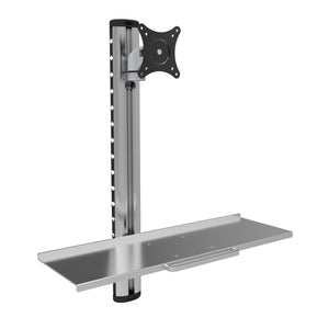 Desk Mount Workstation (LMS-C6)