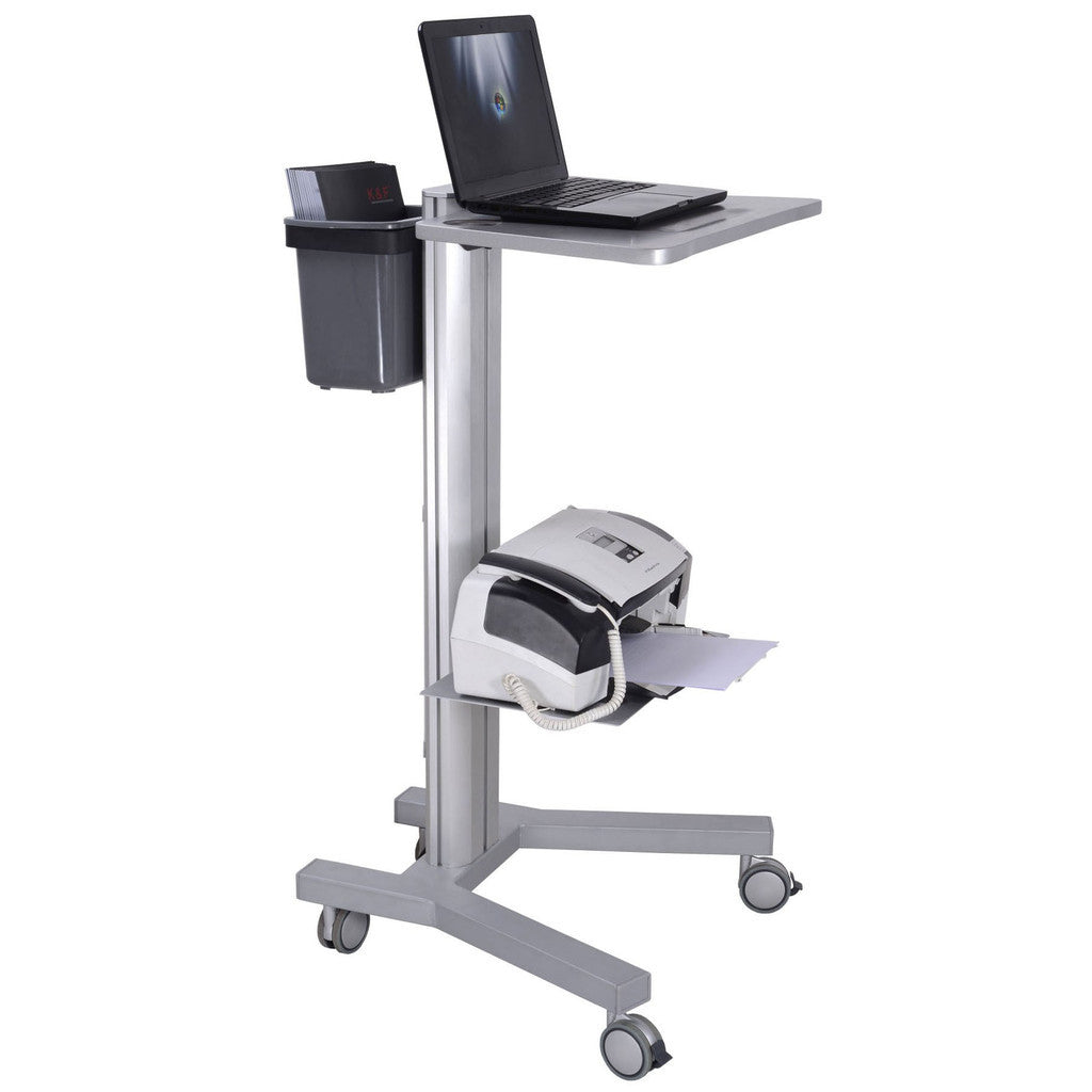 Laptop Mobile Cart Lpc04 Ergonomic Corporation