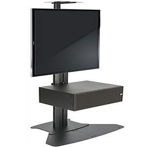 Video Conference Stand with Media Cabinet RKFM