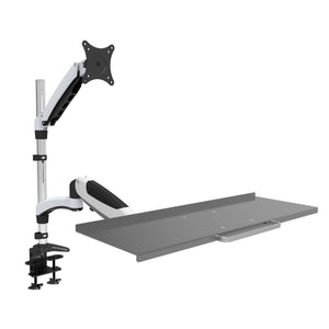Desk Mount Workstation (LMS-C1)
