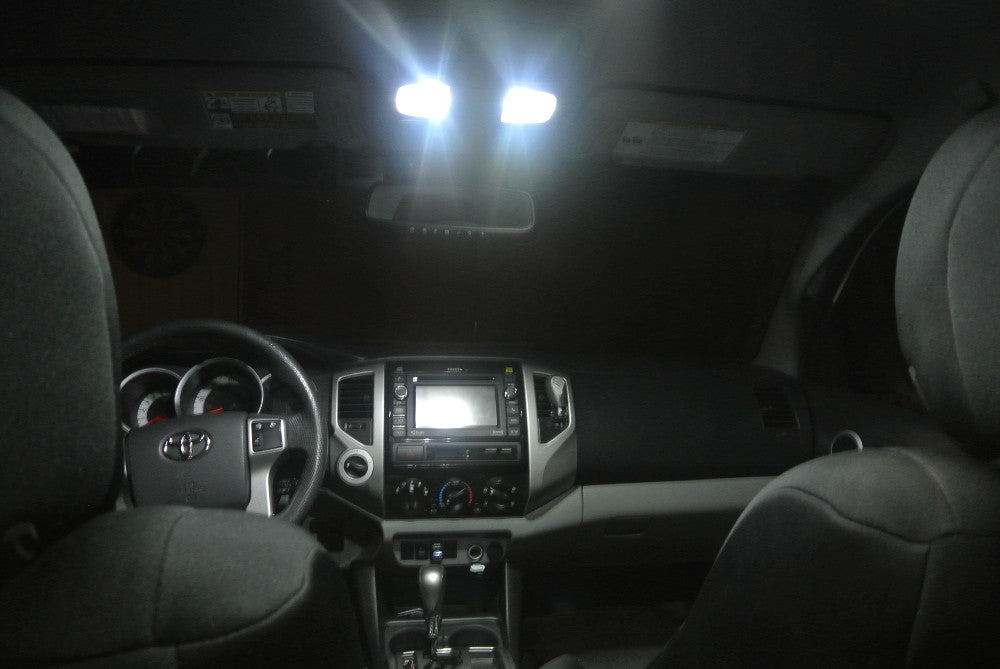 Scion TC LED Package Interior + Tag + Reverse Lights (9 Pieces)