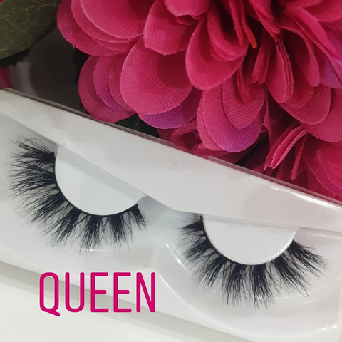 Ohoud Lashes - Queen