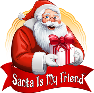 Santa Is My Friend®