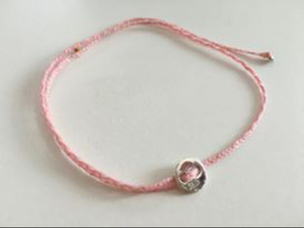 Women's Anklet Light Pink