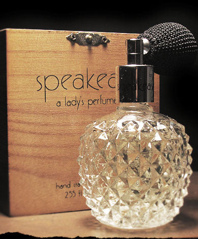 SPEAKEASY, A LADY'S PREFUME