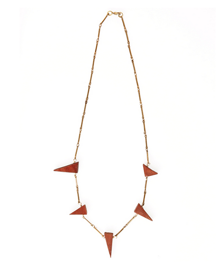 The Kiawe Thorn Necklace