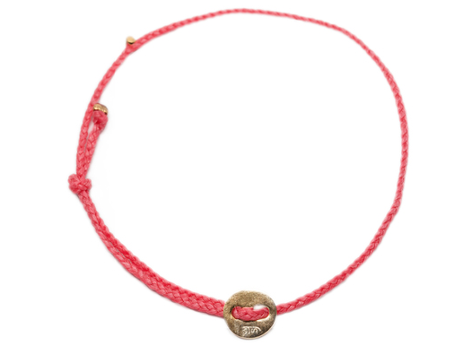 Women's Anklet Pink