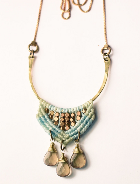 Calliope Necklace