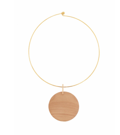 The Tuscan Moon Necklace
