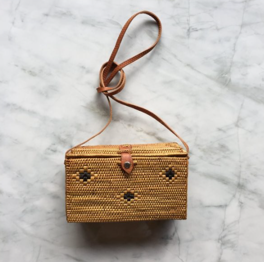 Tulum Box Bag