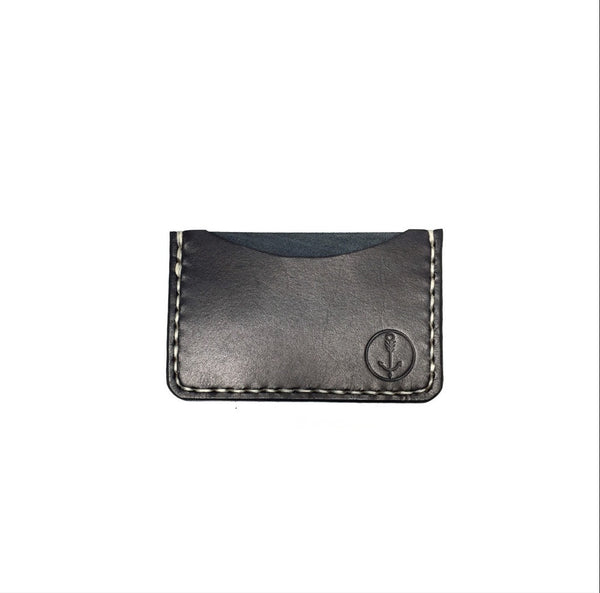 Solo Minimal Wallet Black