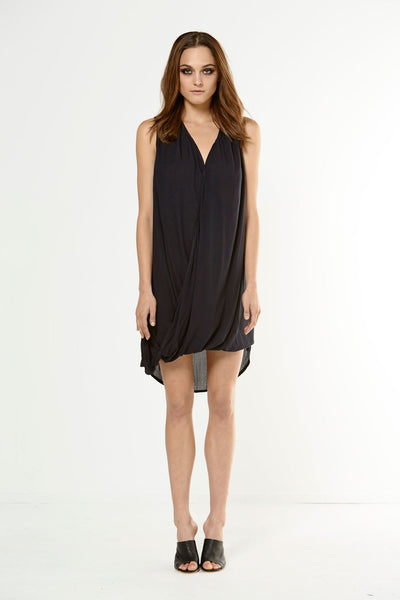 MLM Label Ziggy Sleeveless Mini Dress Midnight