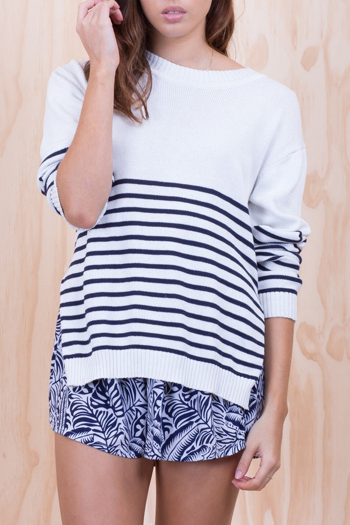 Lilya Sailor Knit