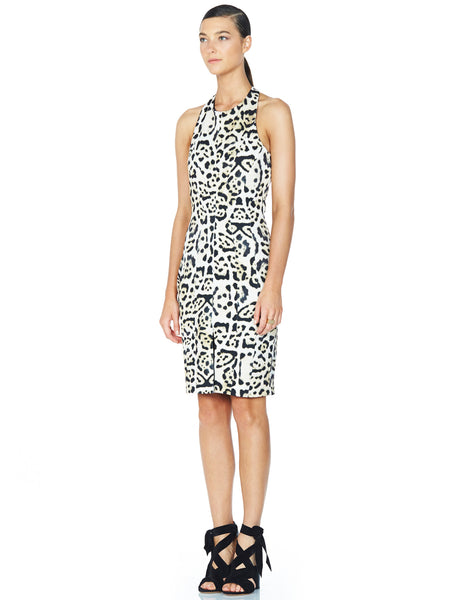 Talulah The Symphony Dress - Animal