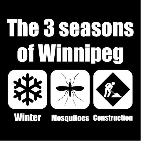 The 3 Seasons of Winnipeg