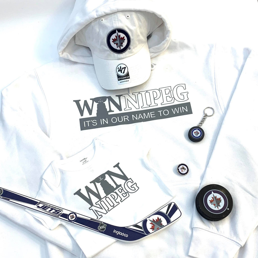 WINnipeg It's in our name to win T-shirts