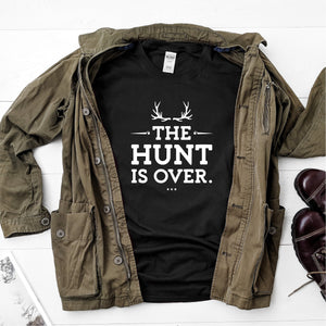 The hunt is over- Ultra Cotton Short Sleeve T-Shirt - DFHM45