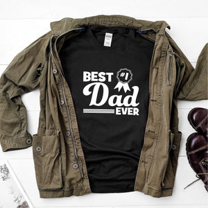 Best Dad-  Ultra Cotton Short Sleeve T-Shirt - DFHM05