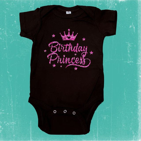 Birthday Princess Onesie